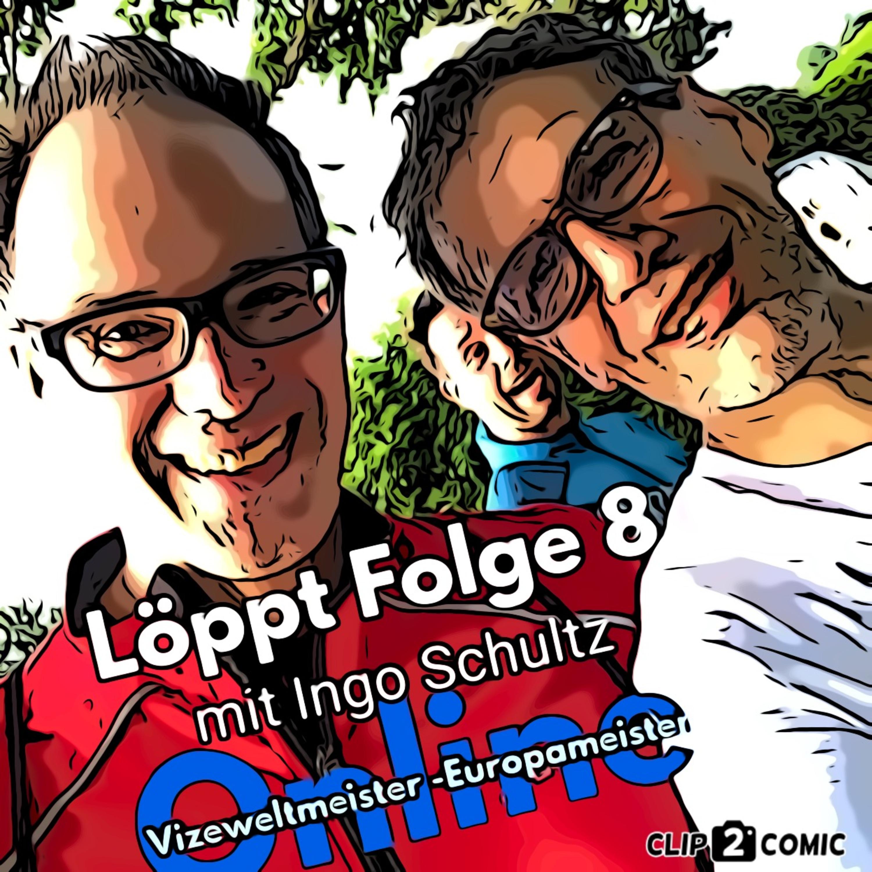 Löppt - Folge 8 mit Ingo Schultz - 400m Vize-Weltmeister und Europameister