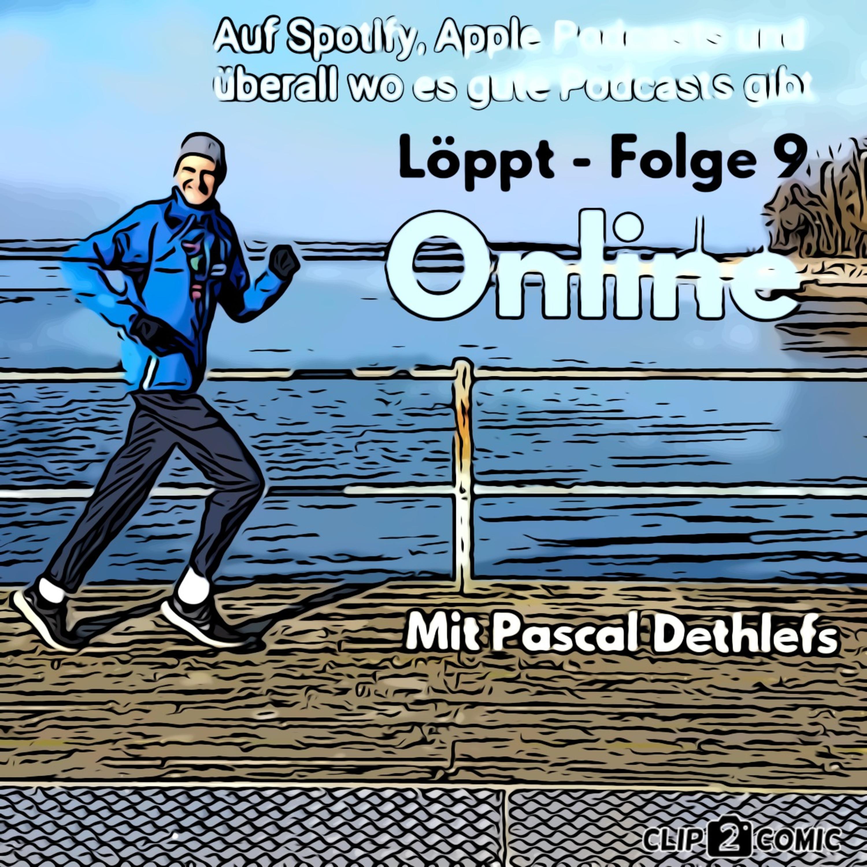 Löppt - Folge 9 mit Pascal Dethlefs - Straßenlaufspezialist und einer der schnellsten Läufer Norddeutschlands