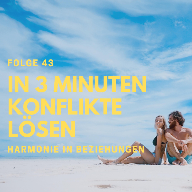 #43 - 🚀 In 3 Minuten Konflikte lösen