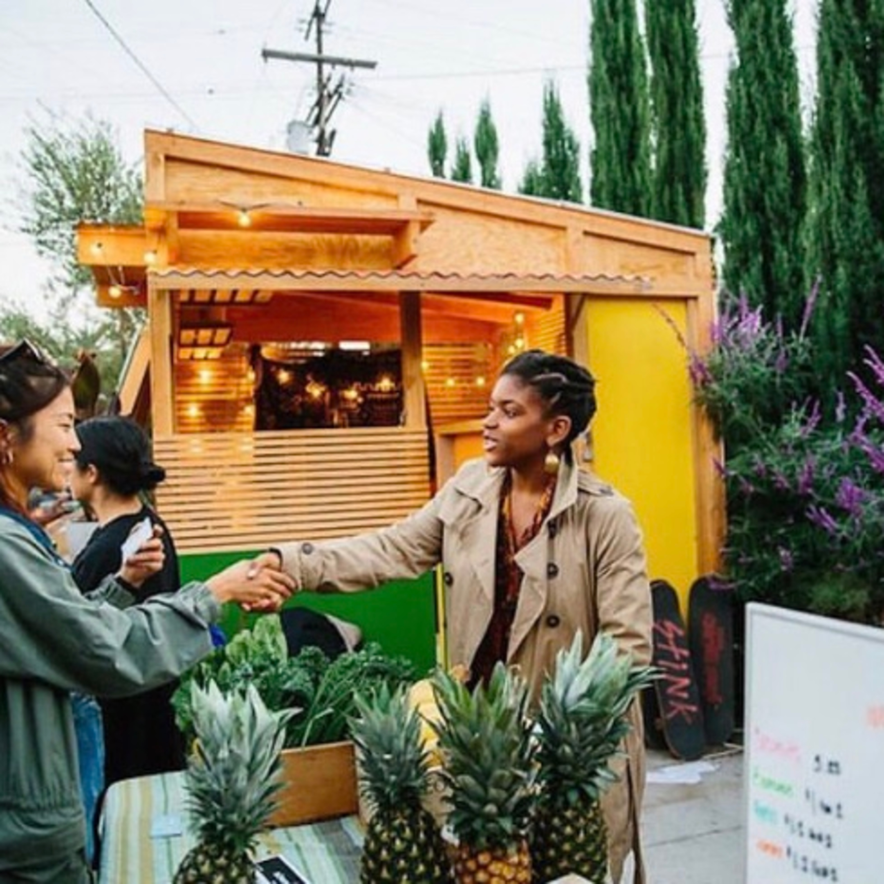 EP 149 - Be the Change You Want to See in Your Neighborhood | Olympia Auset Keep Slauson Fresh