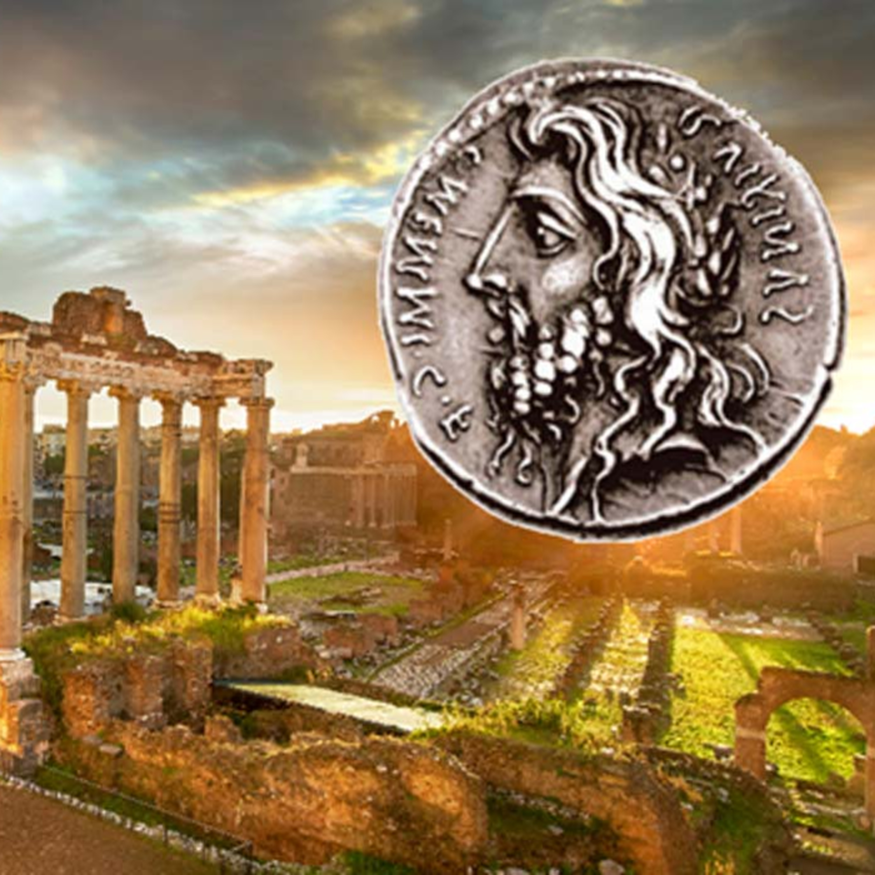 Roman Denarius - like the fall of the American empire?