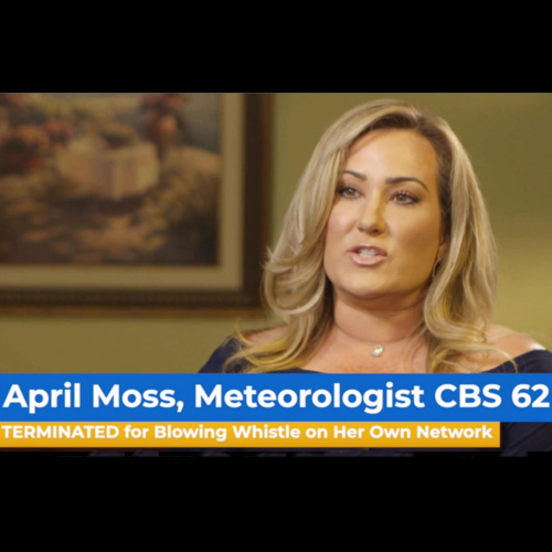 April Moss - CBS 62 Detroit whistleblower