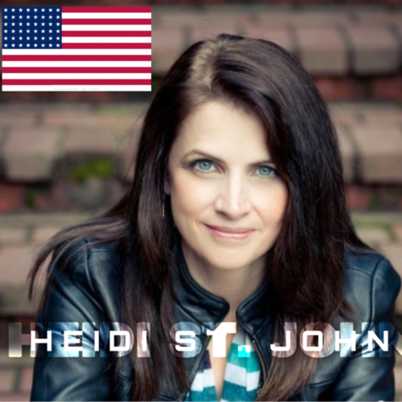 Heidi St. John - American patriot
