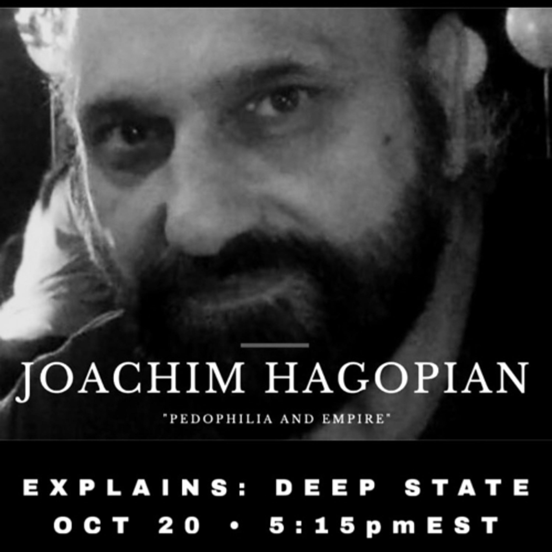 """P1 Covid19: """"Kill Shot"""" - Joachim Hagopian"""