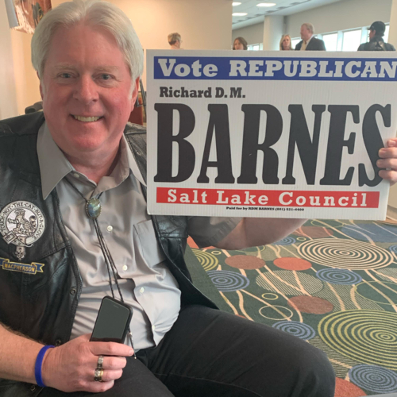 SLC City Council Candidate: Richard David MacPherson Barnes