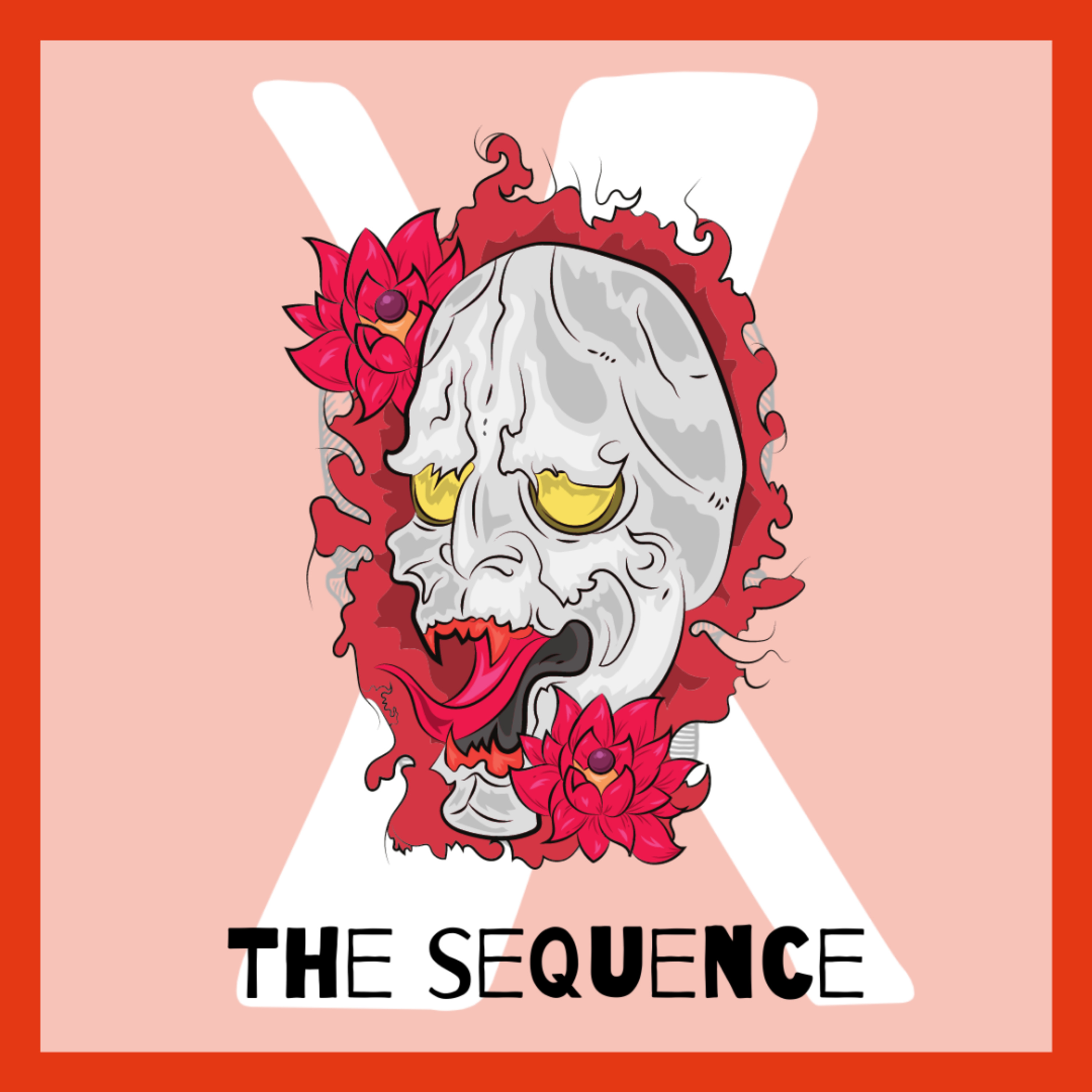 Indian Noir X - Issue No. 7 - The Sequence (Horror anthology)