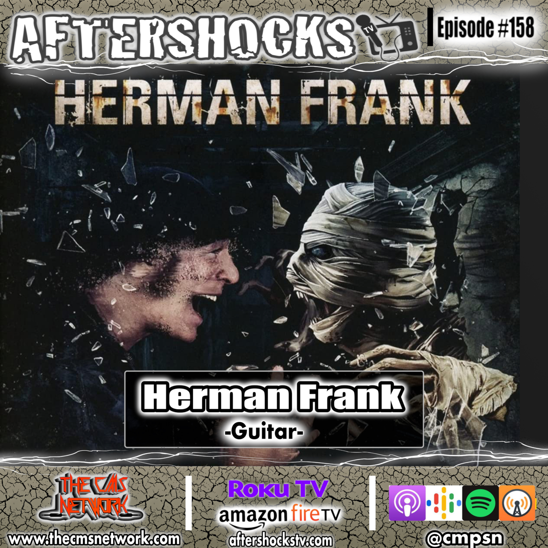 AFTERSHOCKS TV | Guitarist Herman Frank