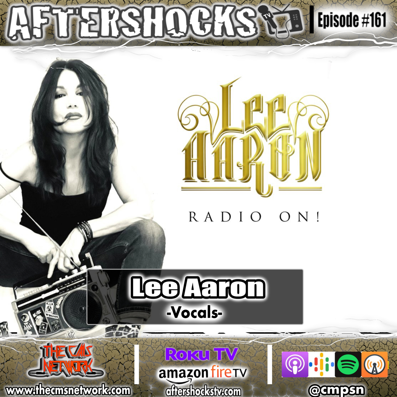 AFTERSHOCKS TV | Vocalist Lee Aaron