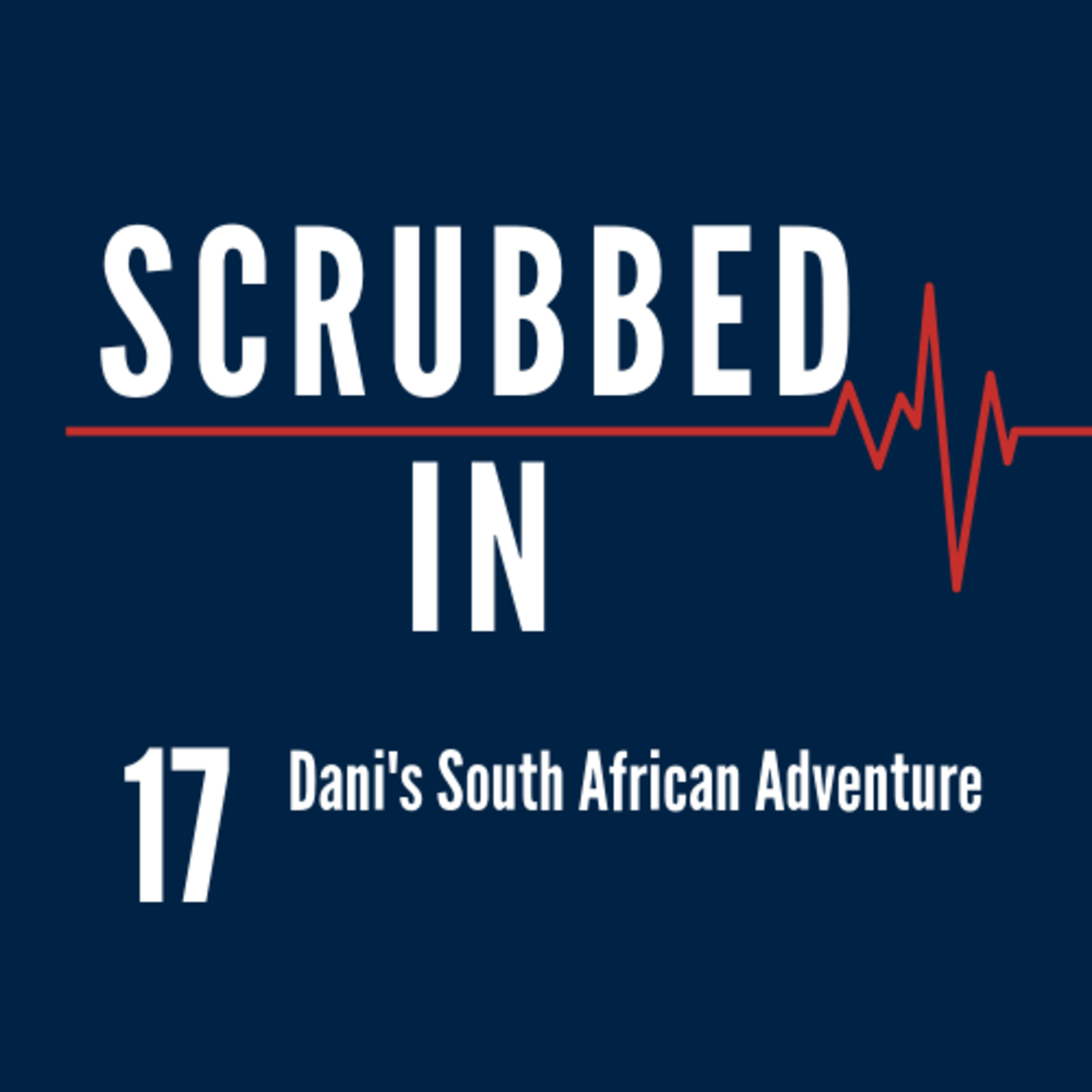 Scrubbed In - Dani's South African Adventure