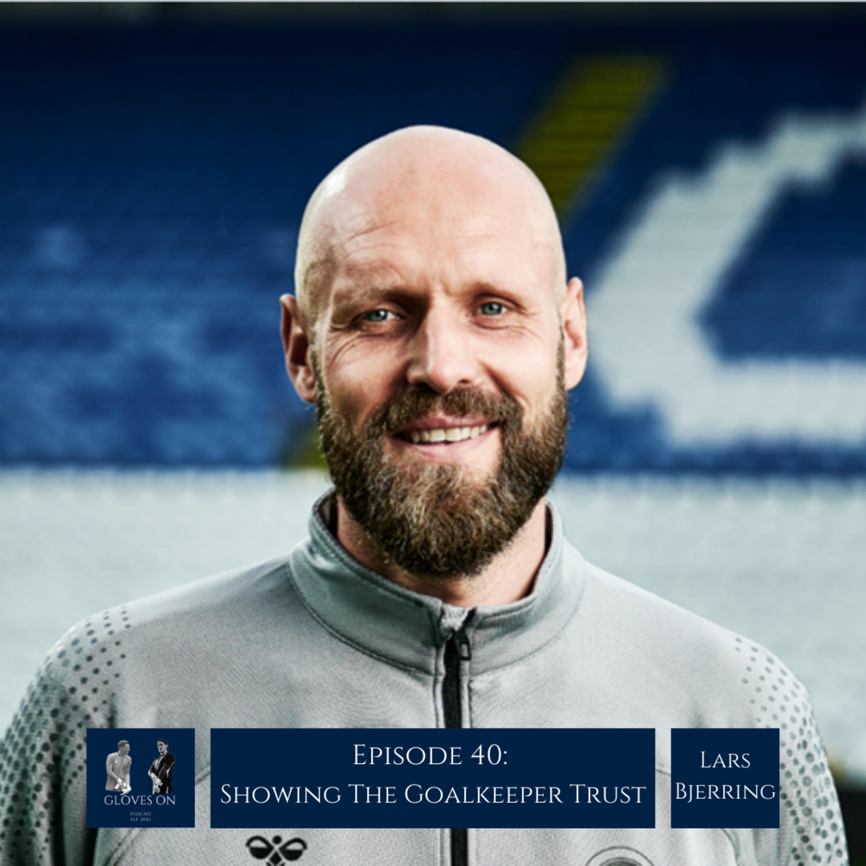 Showing The Goalkeeper Trust | Lars Bjerring