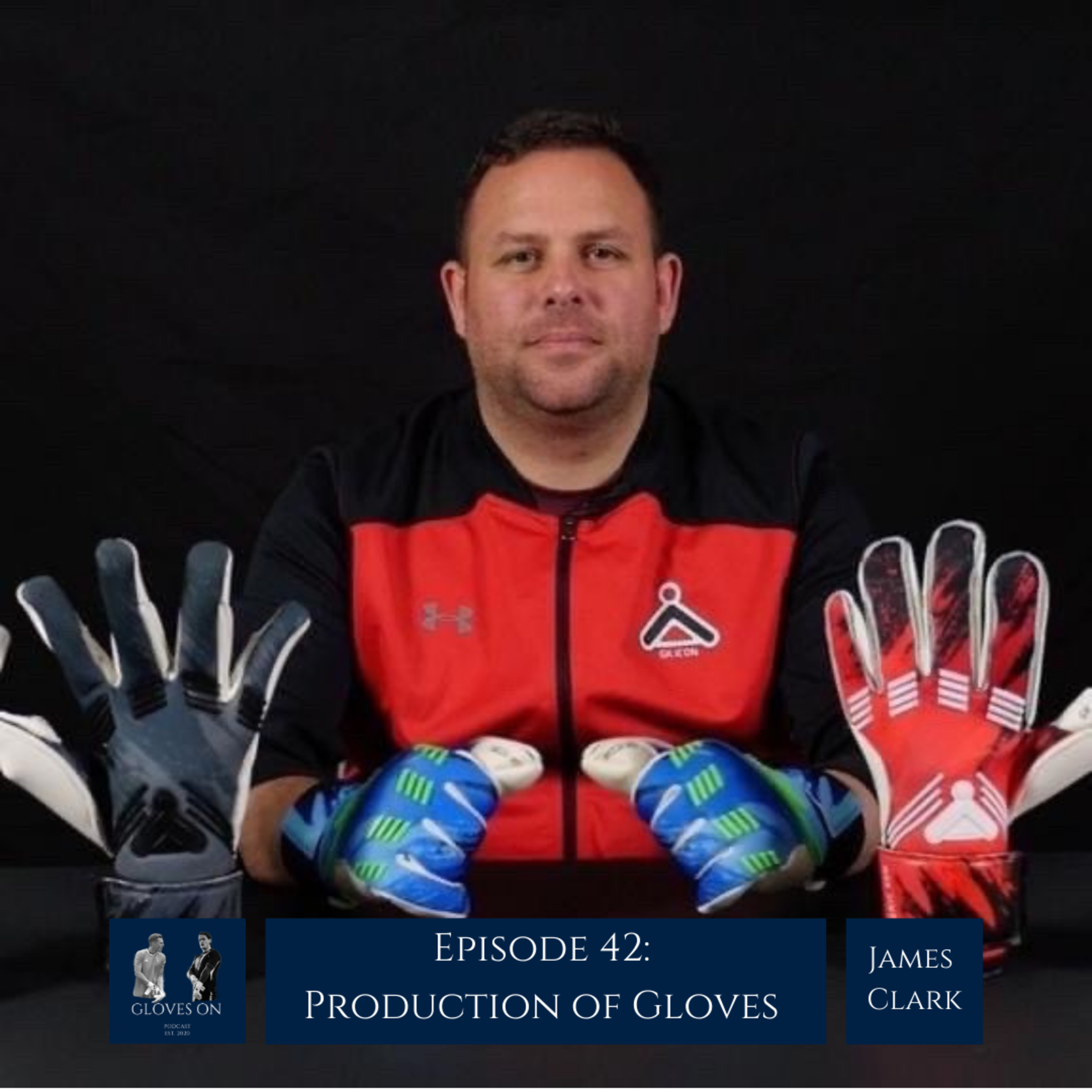 Production of Gloves | James Clark