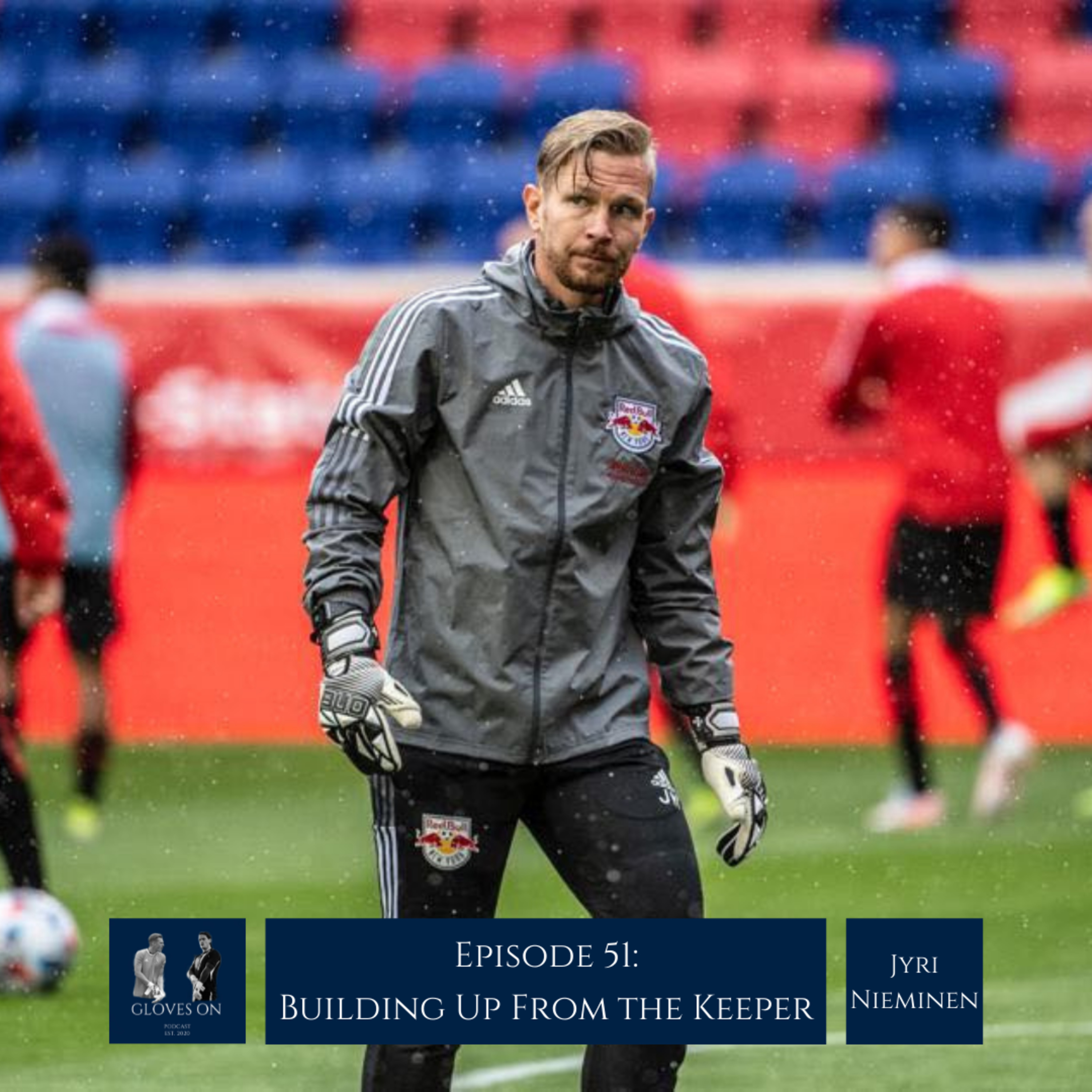 Building Up from the Keeper | Jyri Nieminen