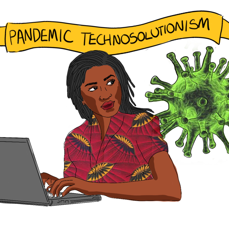 Technosolutionism and COVID-19