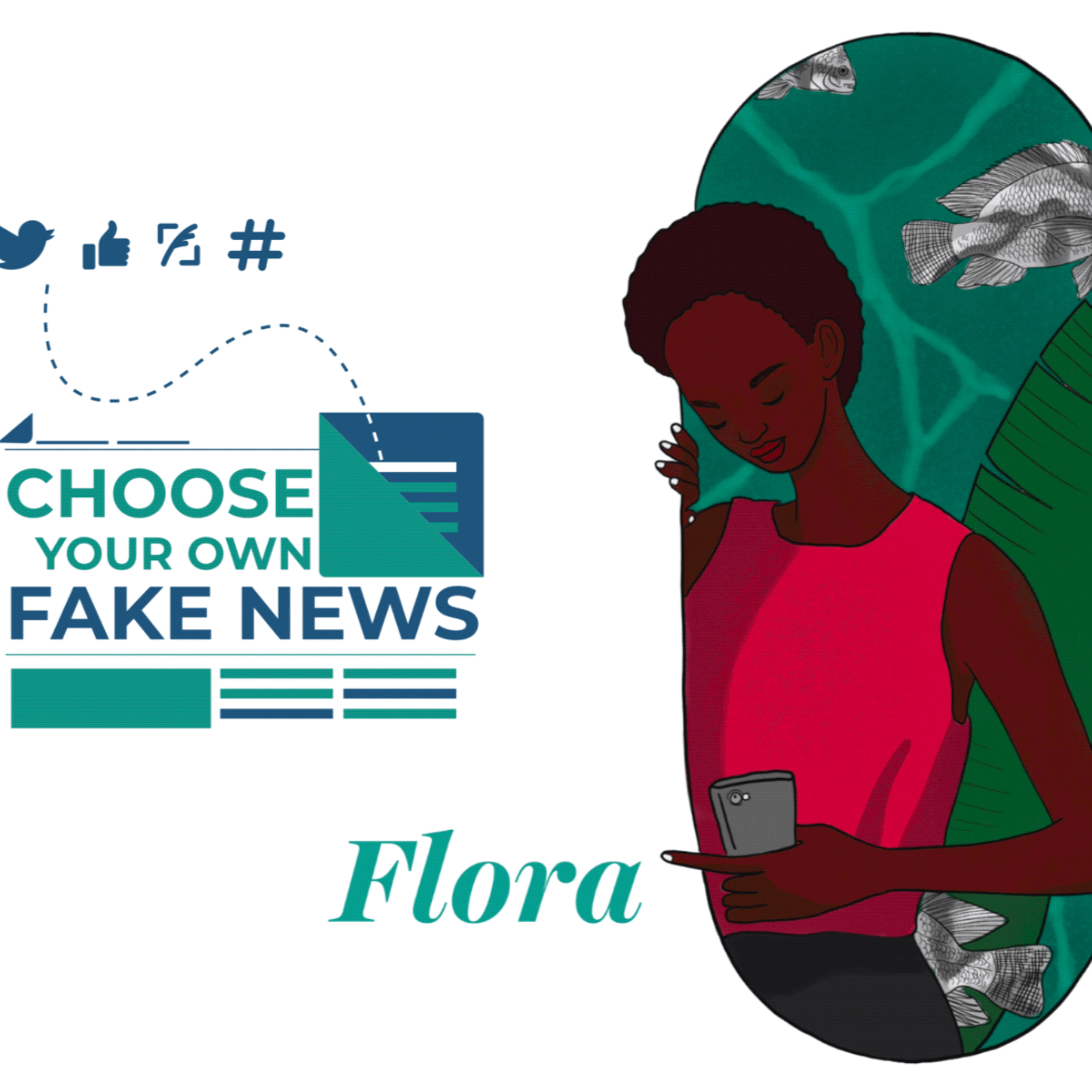Choose Your Own Fake News!