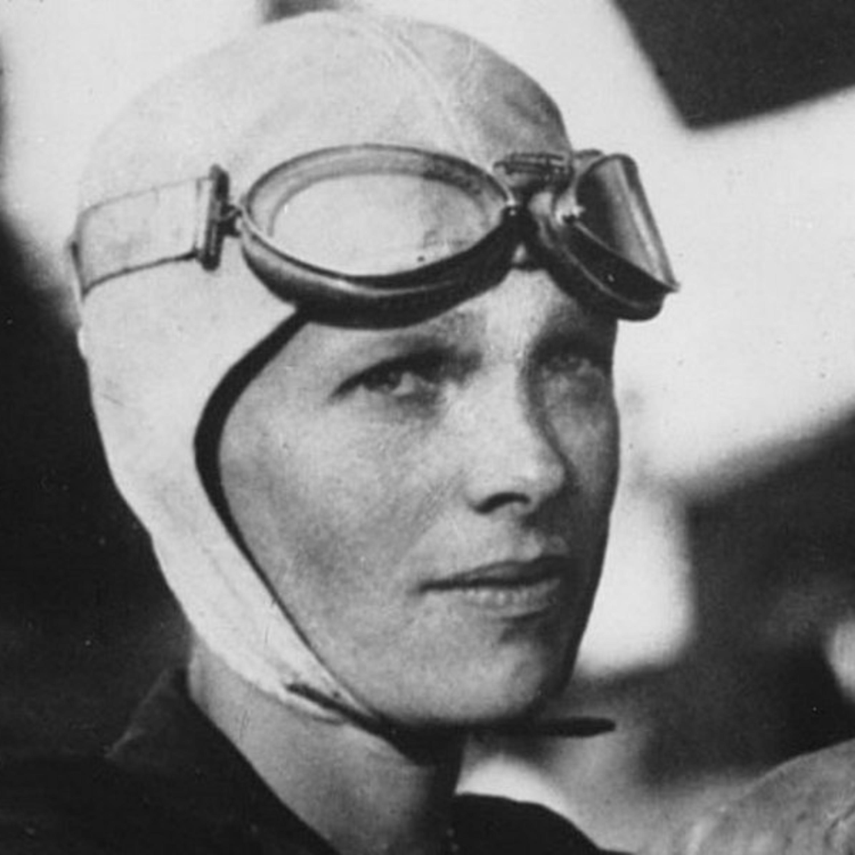 O que aconteceu com Amelia Earhart ?