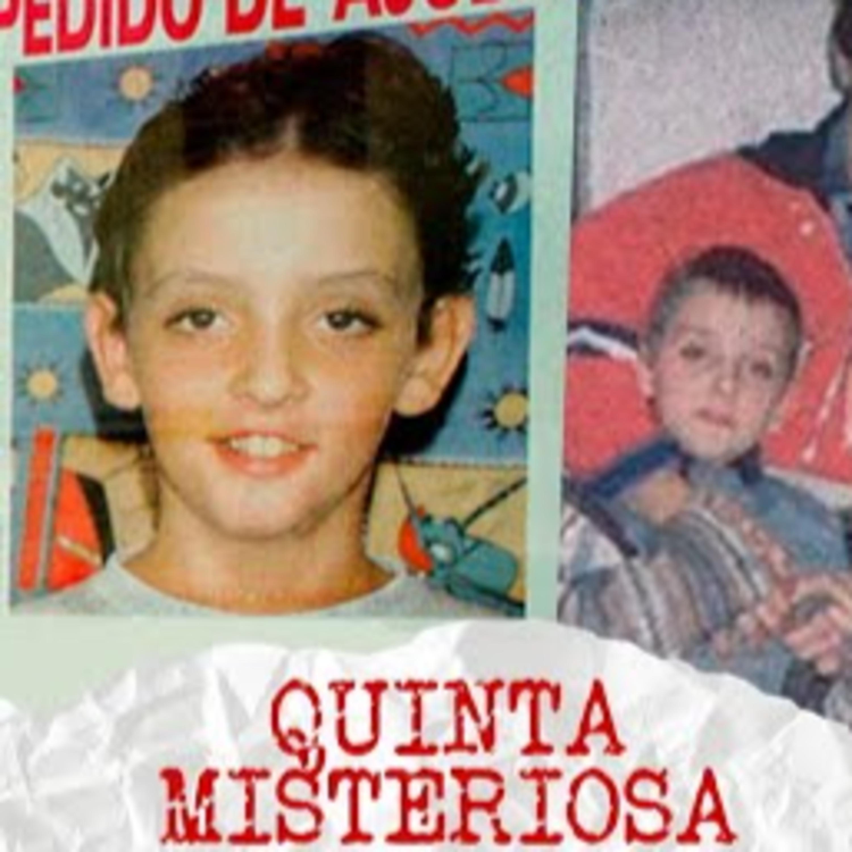 O desaparecimento de Rui Pedro