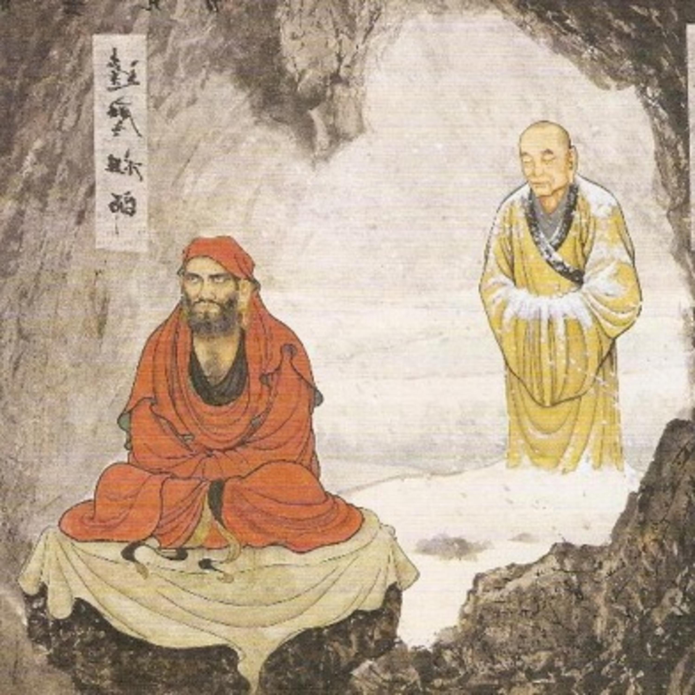 Bodhidharma e l'imperatore