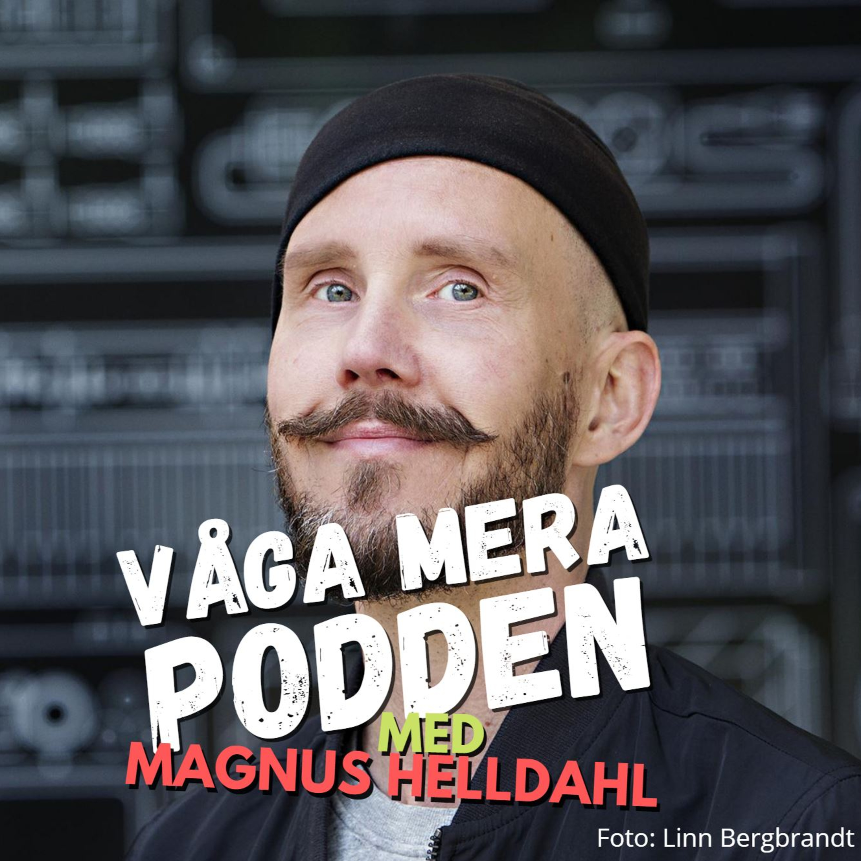 #43 Jag var dålig på att vara nykter - Magnus Helldahl Insideoutsoberclub