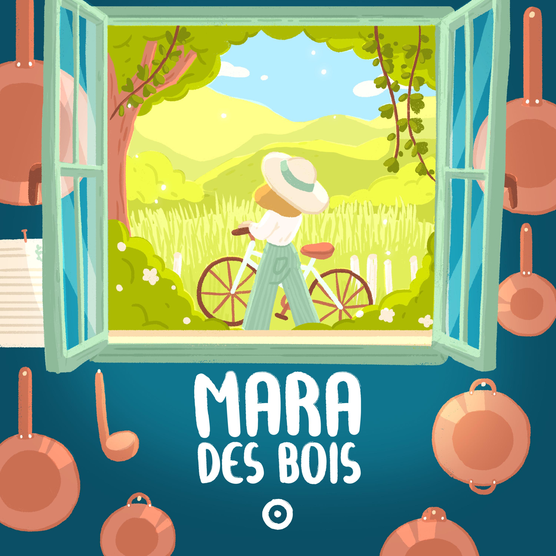 Episode 7 - Mara des Bois - Poires pochées au lait de roses