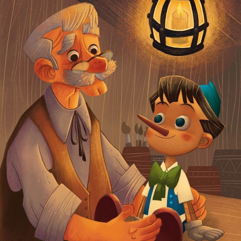 Collection : Histoire avant de dormir : Pinocchio
