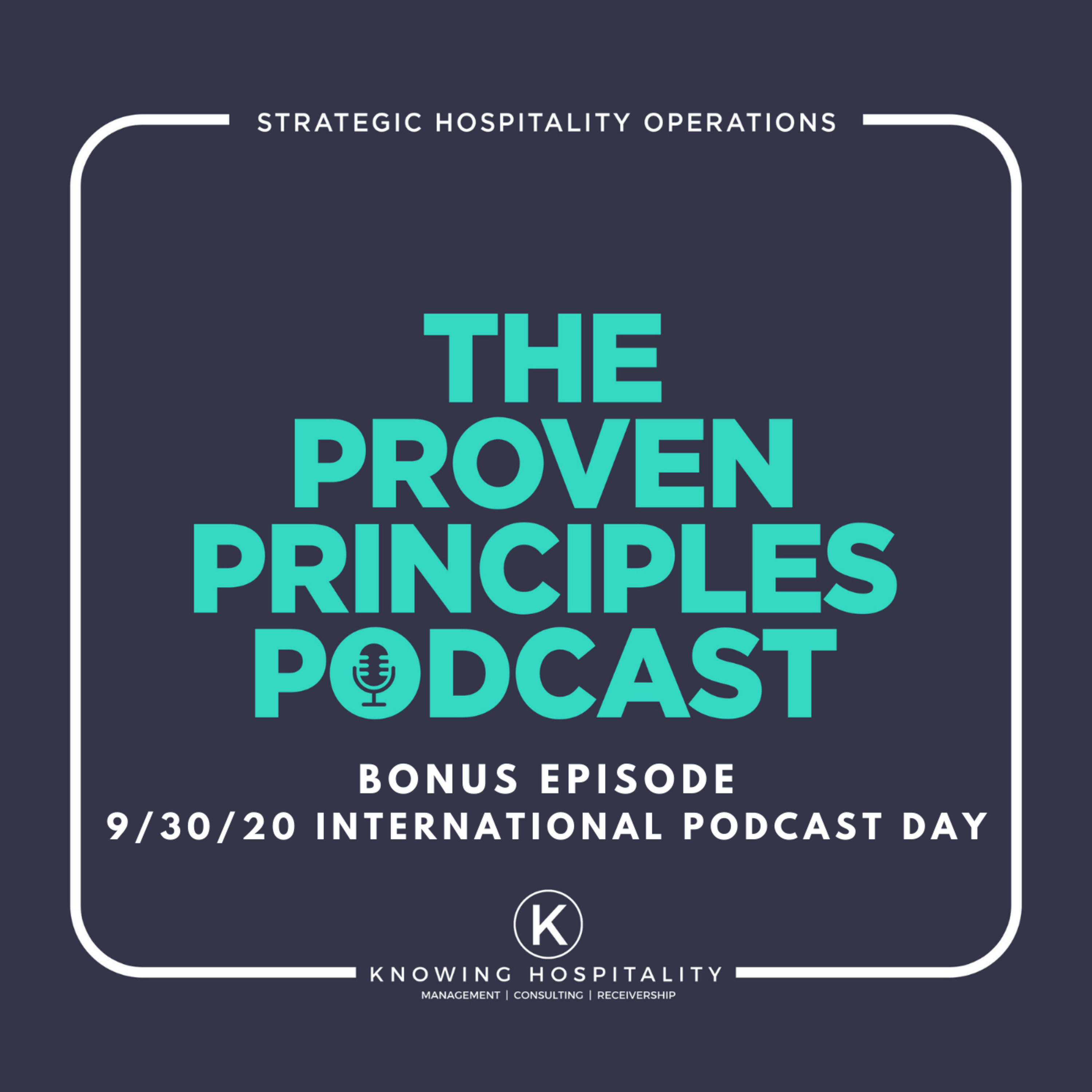 Bonus Episode: International Podcast Day w/ Micheal Tingsager and Wil Slickers