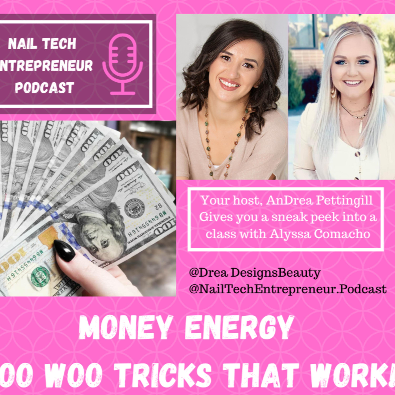 Money Energy with Alyssa Comacho