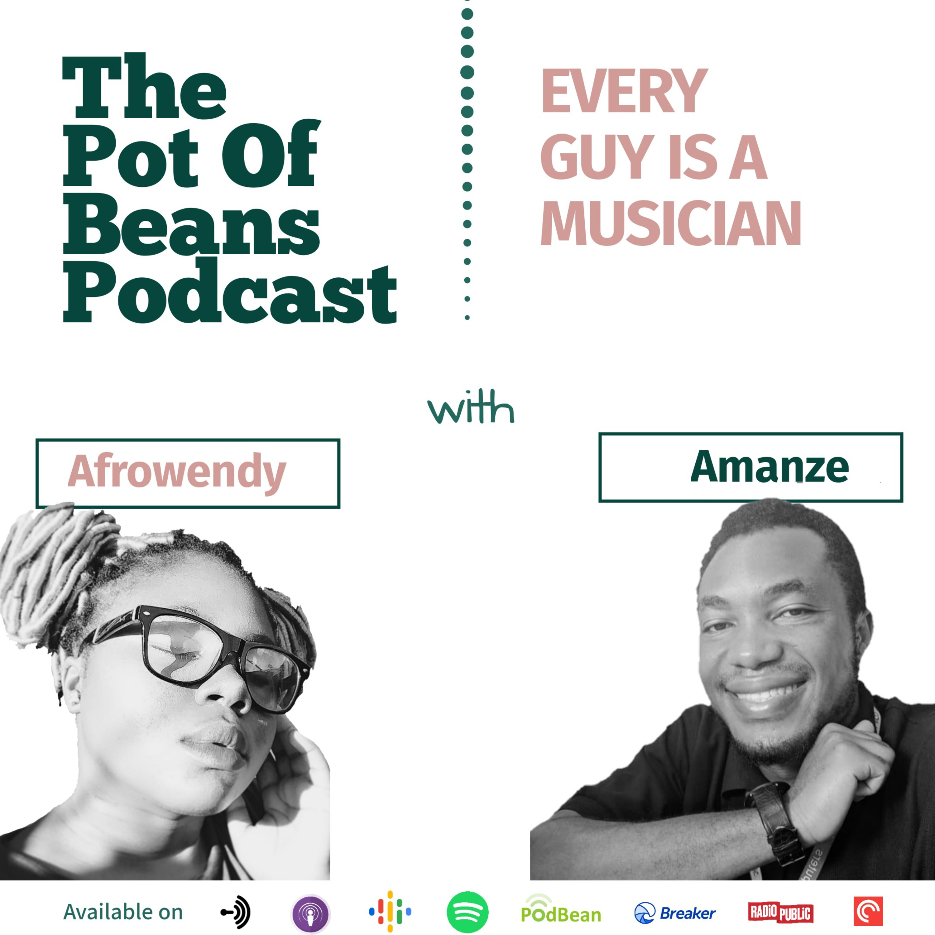 The Pot Of Beans Podcast on Jamit