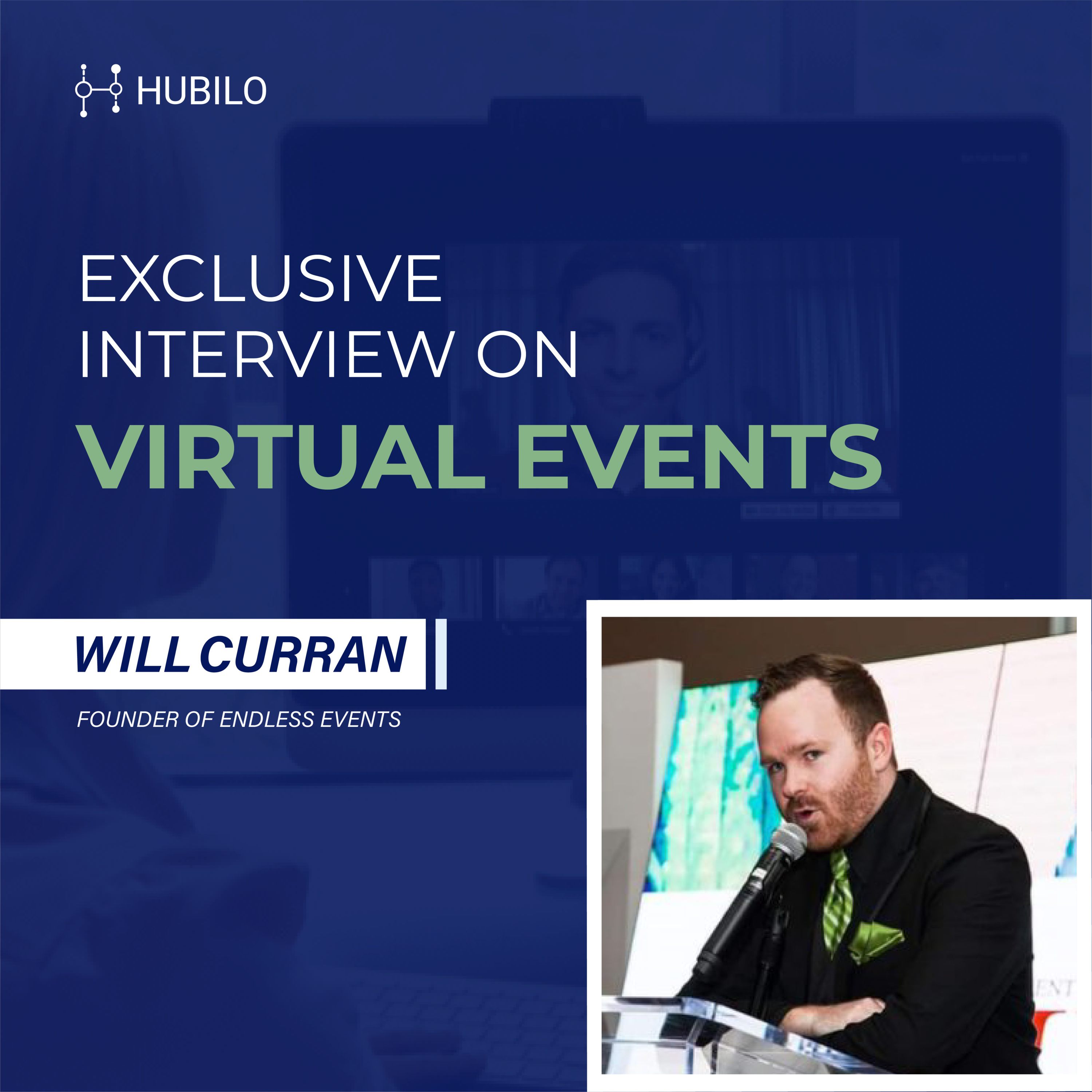 [#EventTalks] Episode #3: Events Industry during & after the coronavirus pandemic by Will Curran