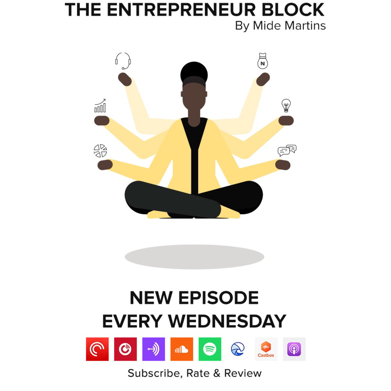 The Entrepreneur Block on Jamit