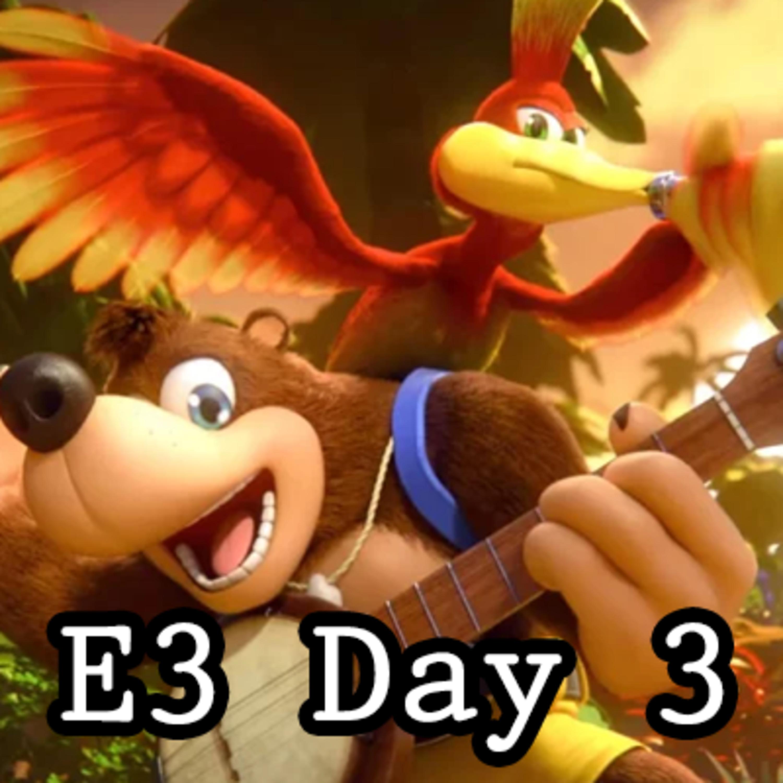 E3 2019 Day 3 Coverage