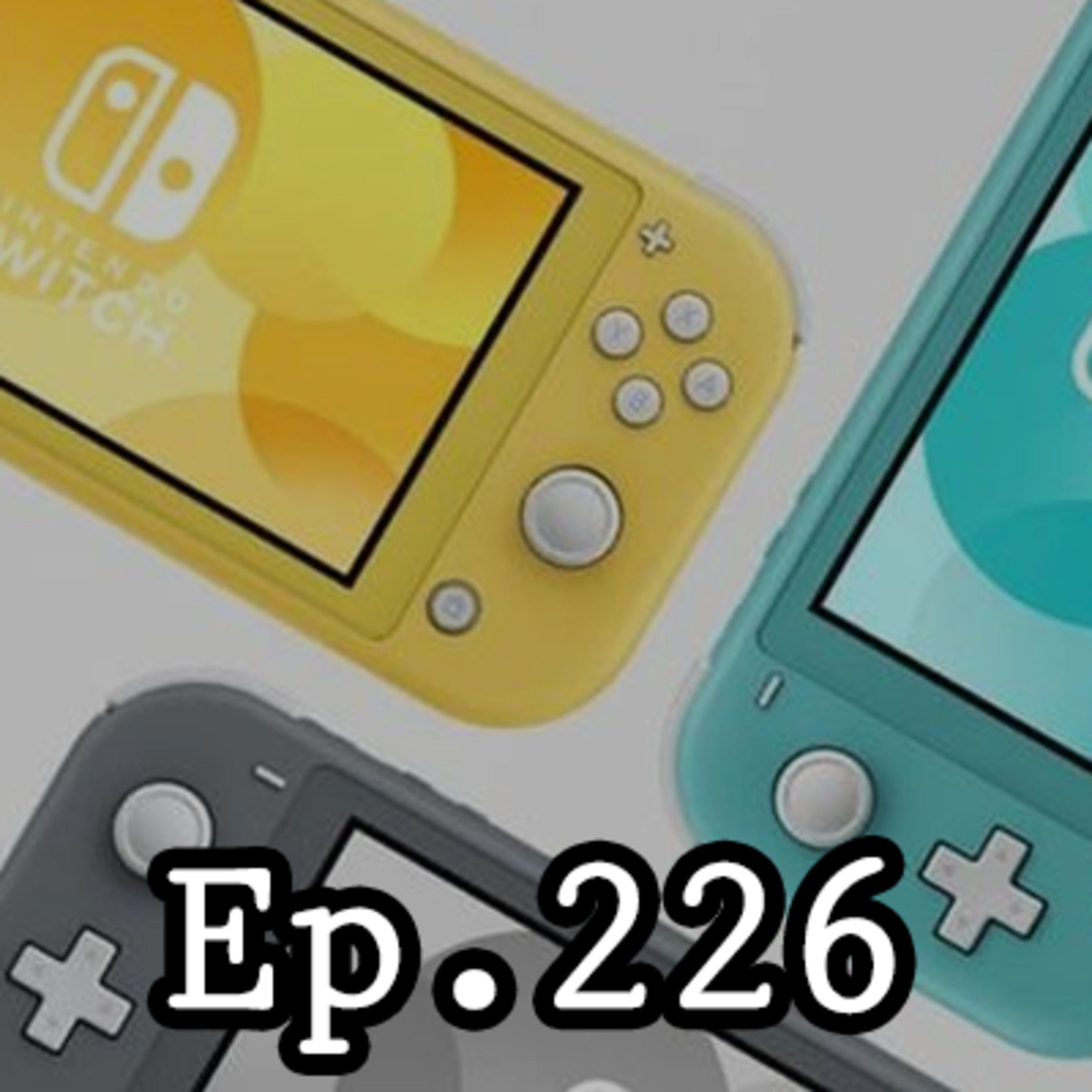 Mission Start Podcast Ep.226-The Lite Switch