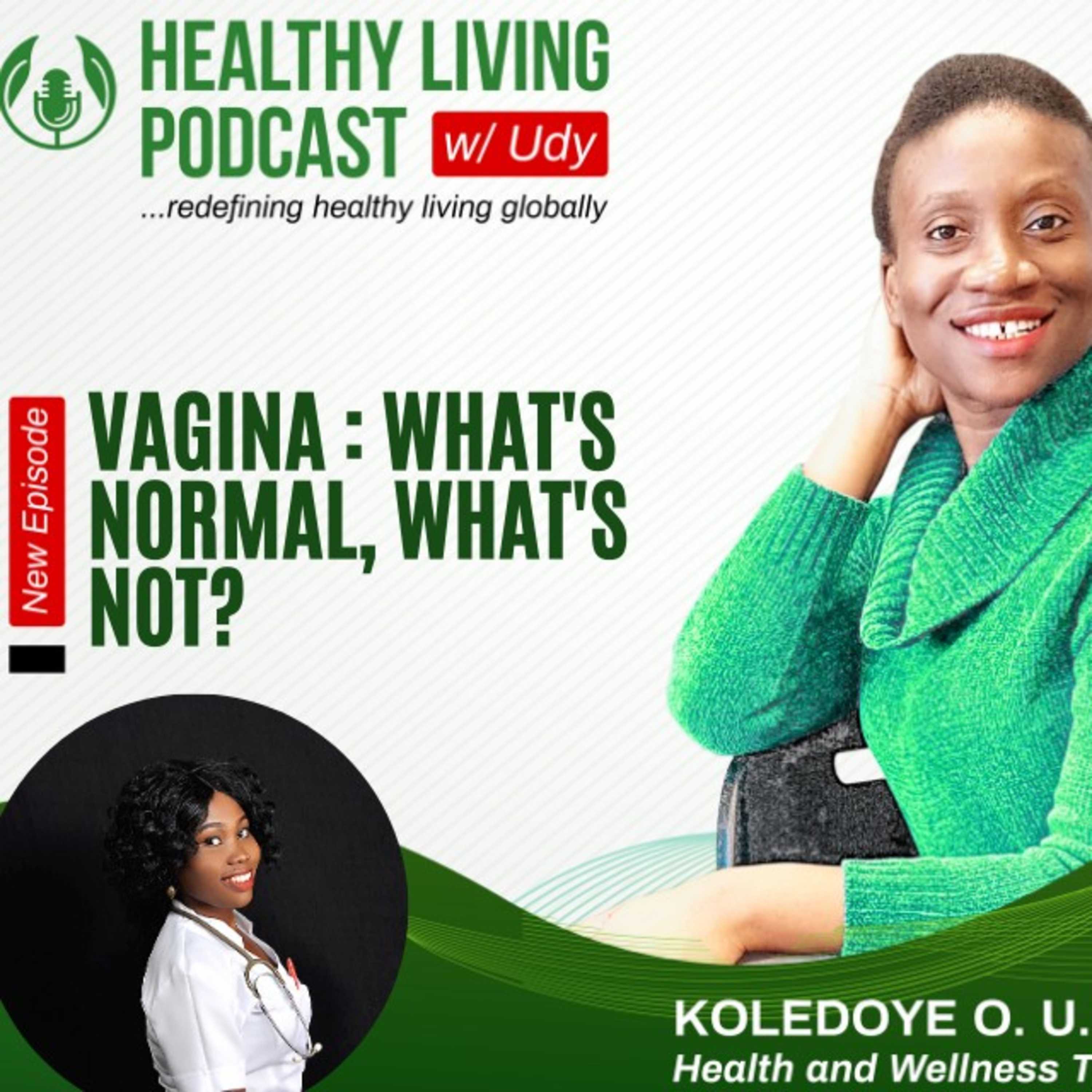 Healthy Living With Udy. on Jamit