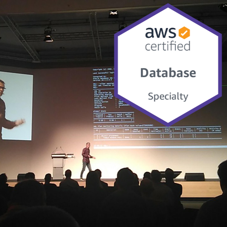 Les bases de données AWS