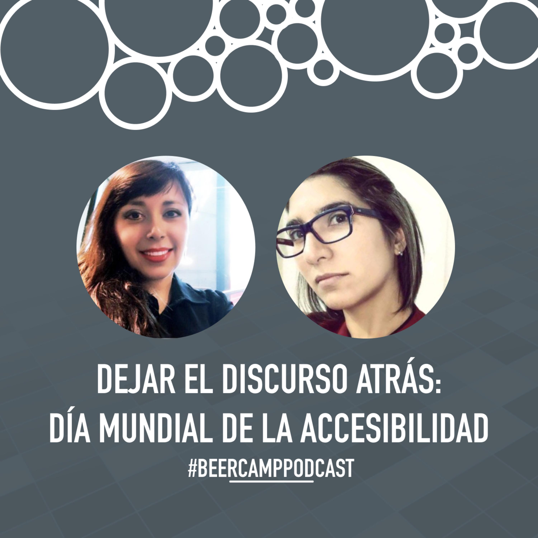 Consuelo Correa y Matilde Estrada: Día mundial de la accesibilidad