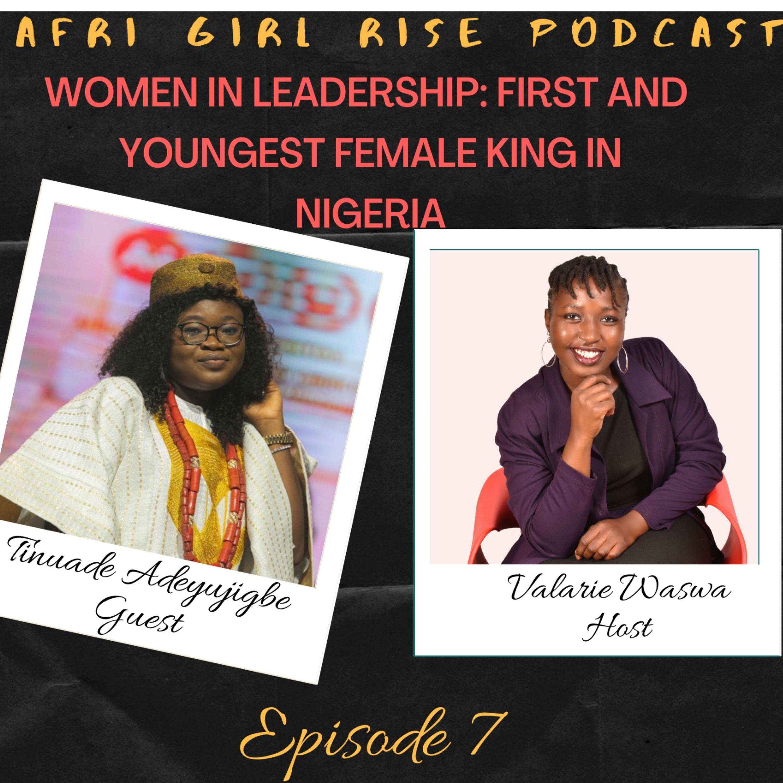 Afri-Girl Rise on Jamit