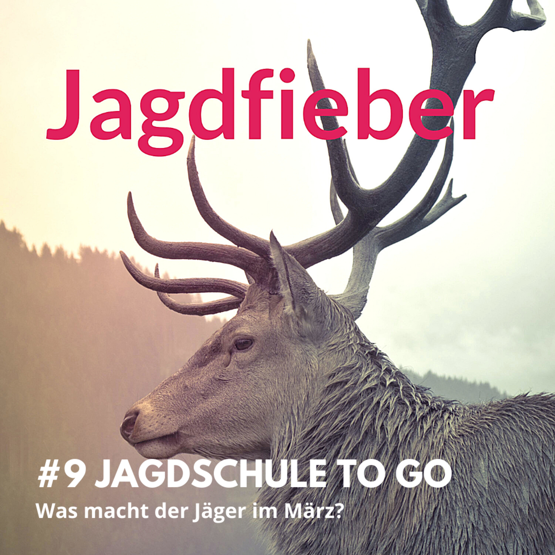 "#9 Jagdschule to go ""Was macht der Jäger im März"" #jagdfieberpodcast #jagdschule #jungjägerausbildung"