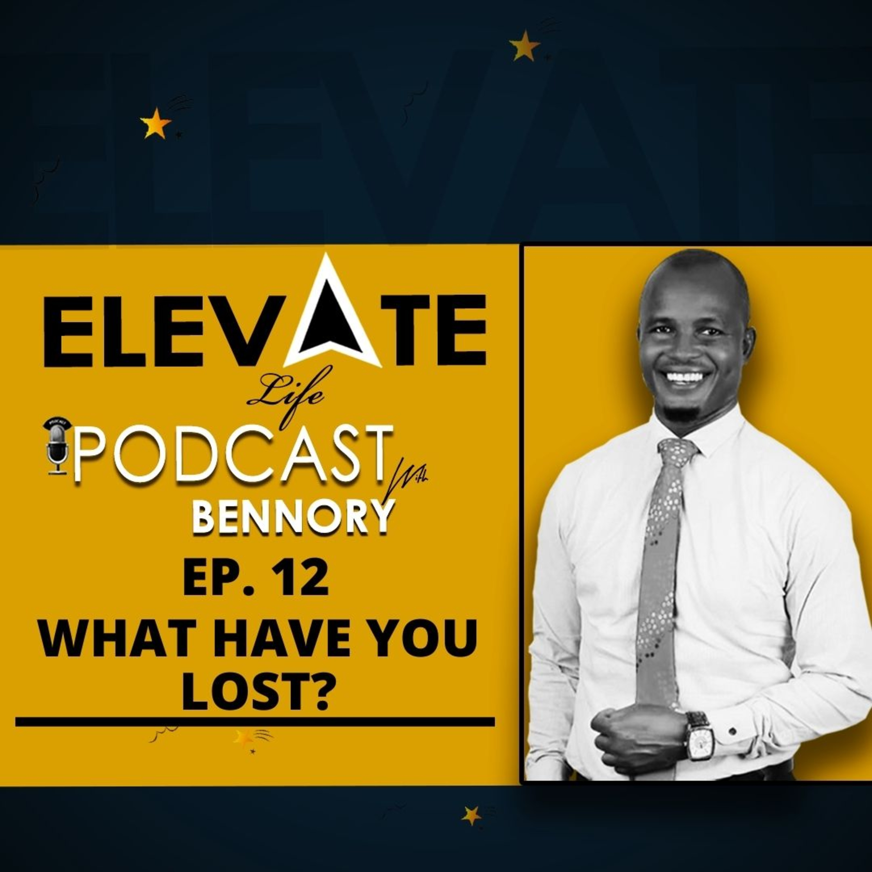 Elevate - LIFE, Podcast with benNORY on Jamit