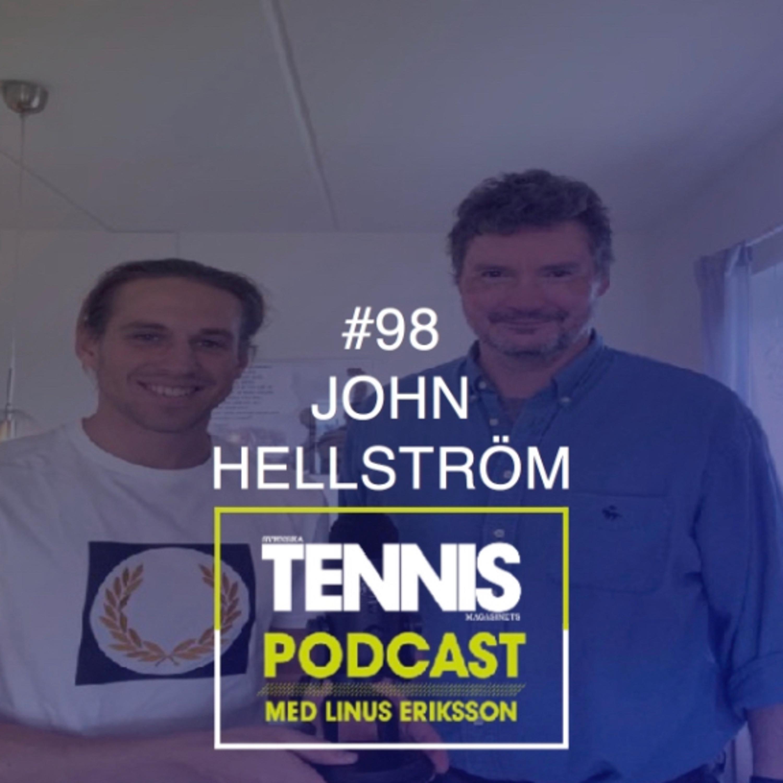 98. John S. Hellström om svenska hjältar och stjärnor
