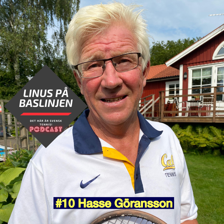 #10 Hasse Göransson berättar om balansen mellan att vara tennisförälder och coach