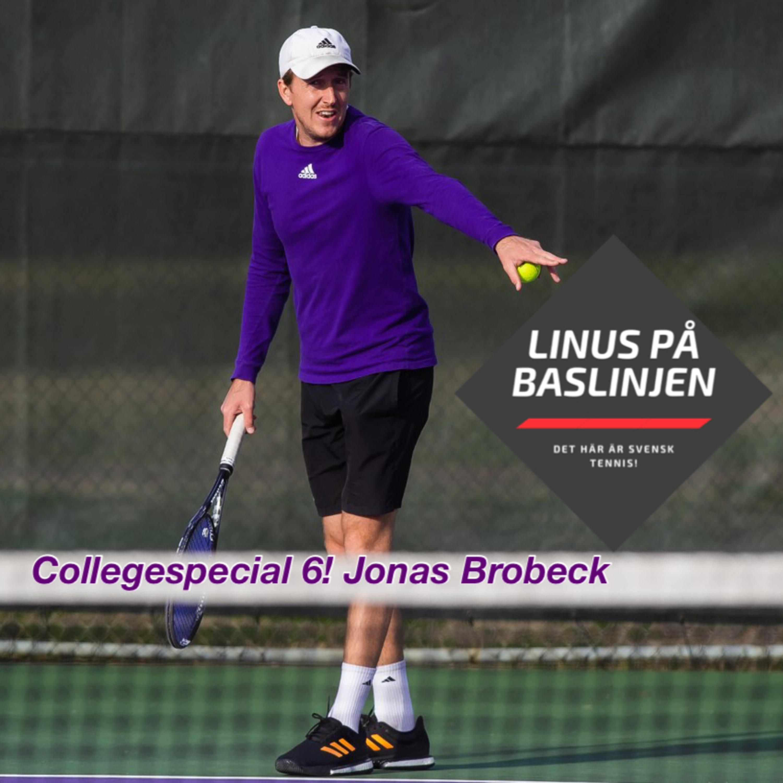 Collegespecial 6! Jonas Brobeck, head coach Northwestern State University ladies team