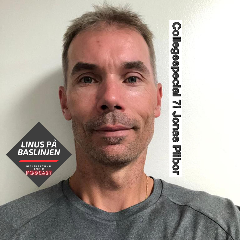 Collegespecial 7! Jonas Piibor, Flagler Athletics head men's tennis coach