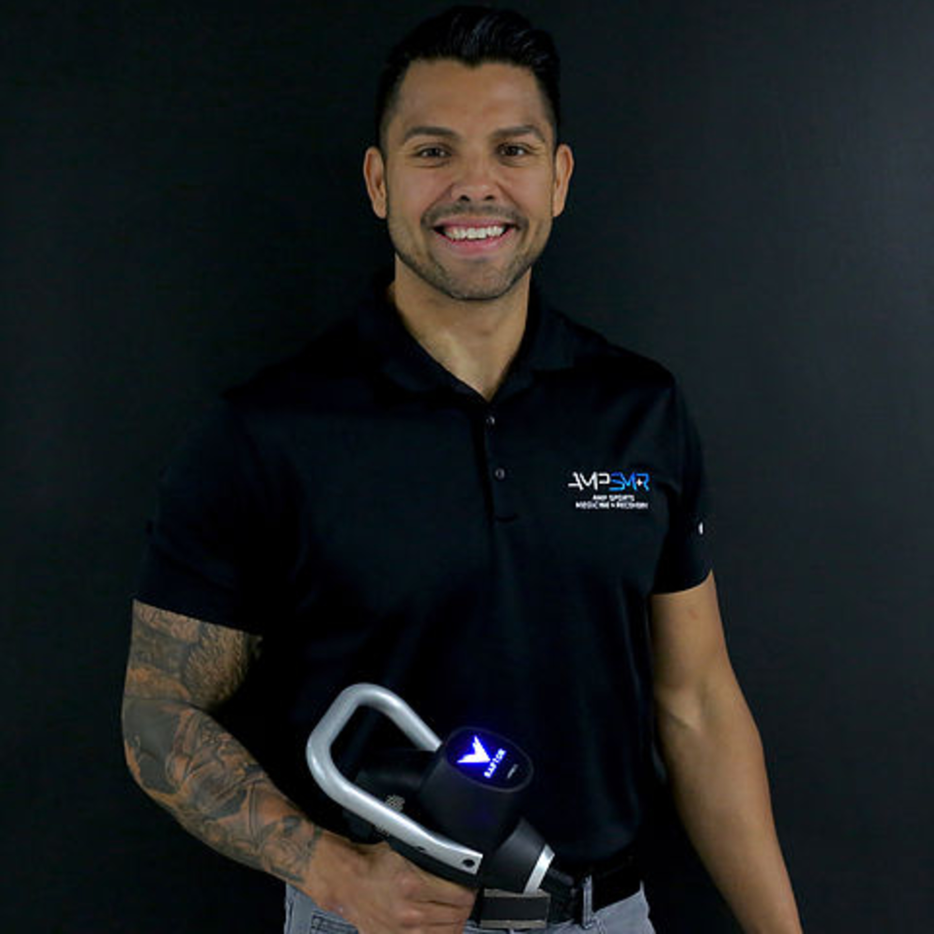 AMP Up Your Performance & Recovery With Dr. Mike Flores/Ep 48