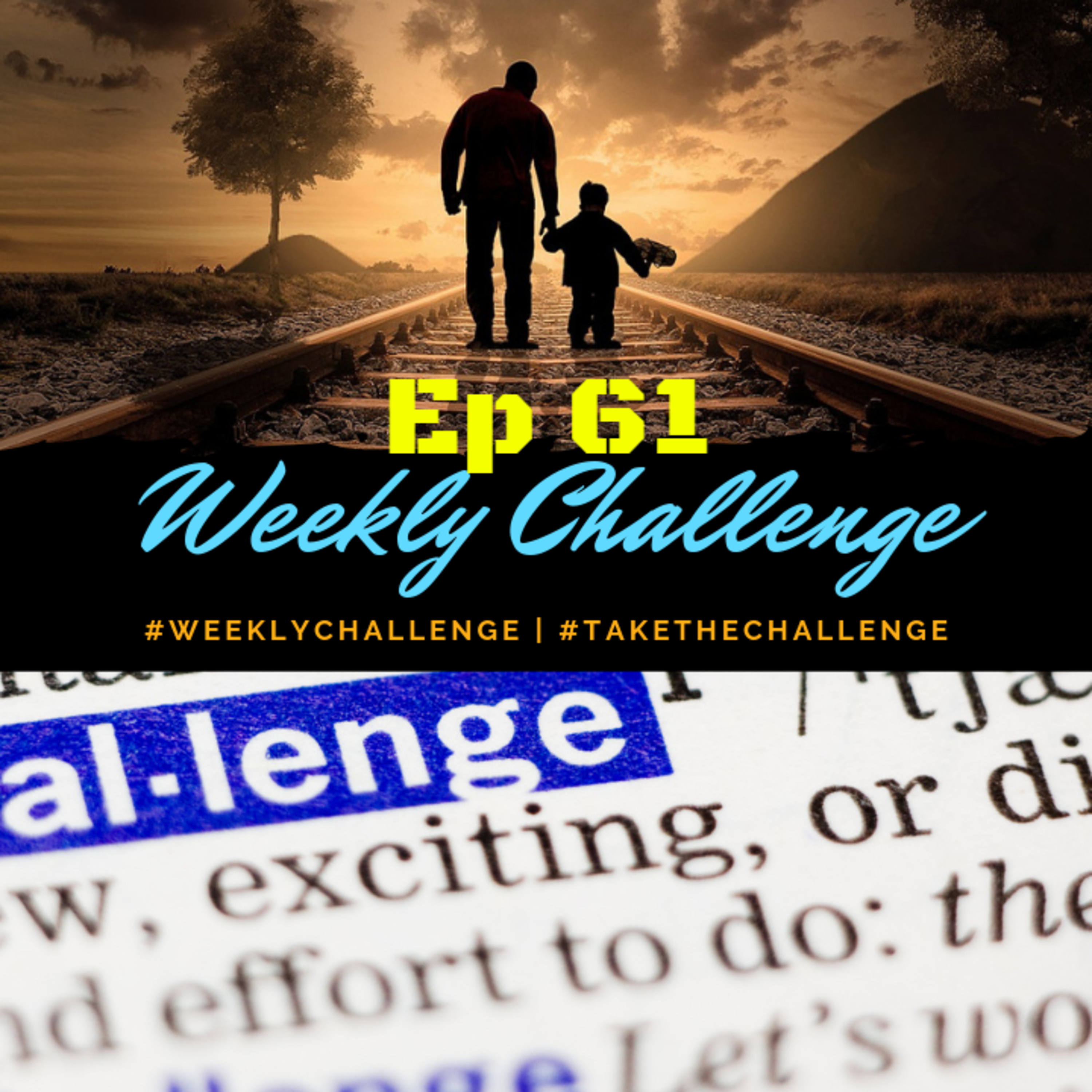 Stop Playing The Blame Game | Weekly Challenge From Ep 61