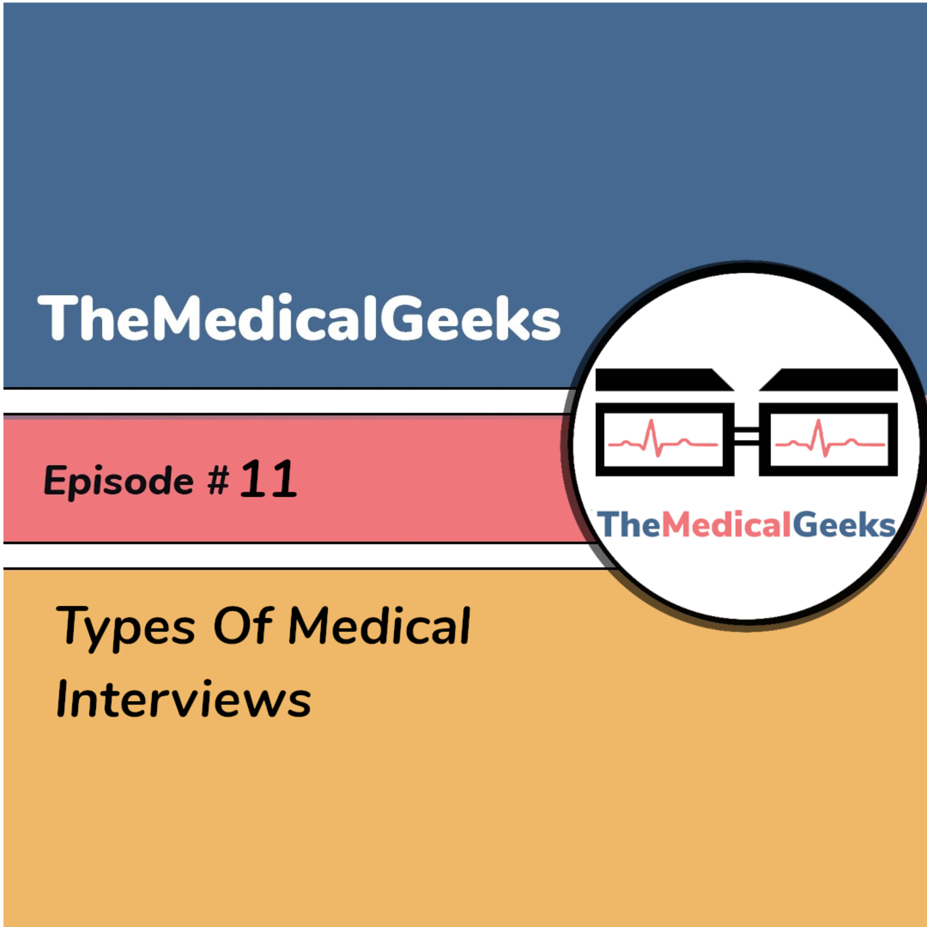 #11 Episode 11: Types Of Medical Interviews