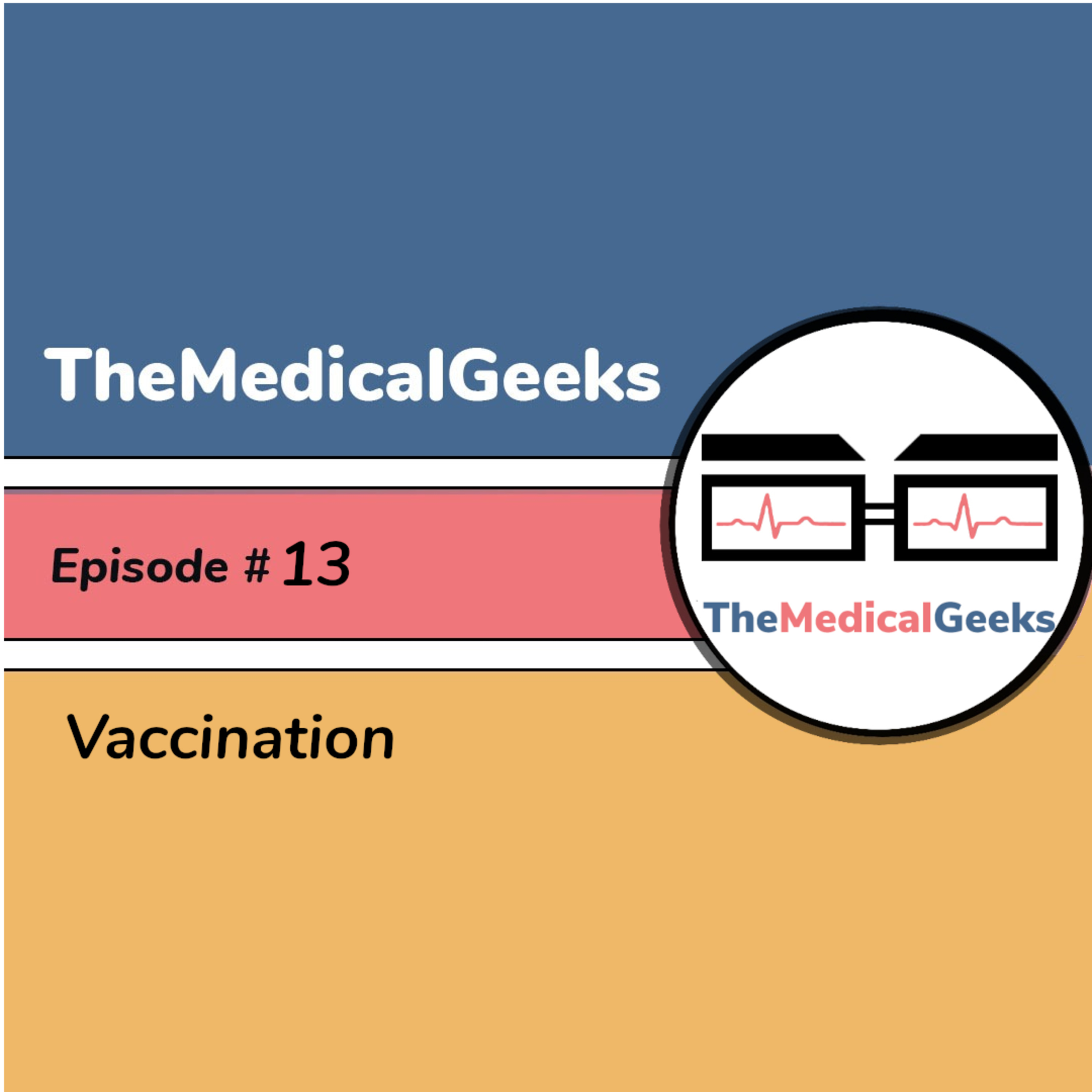 #13 Episode 13: Vaccination