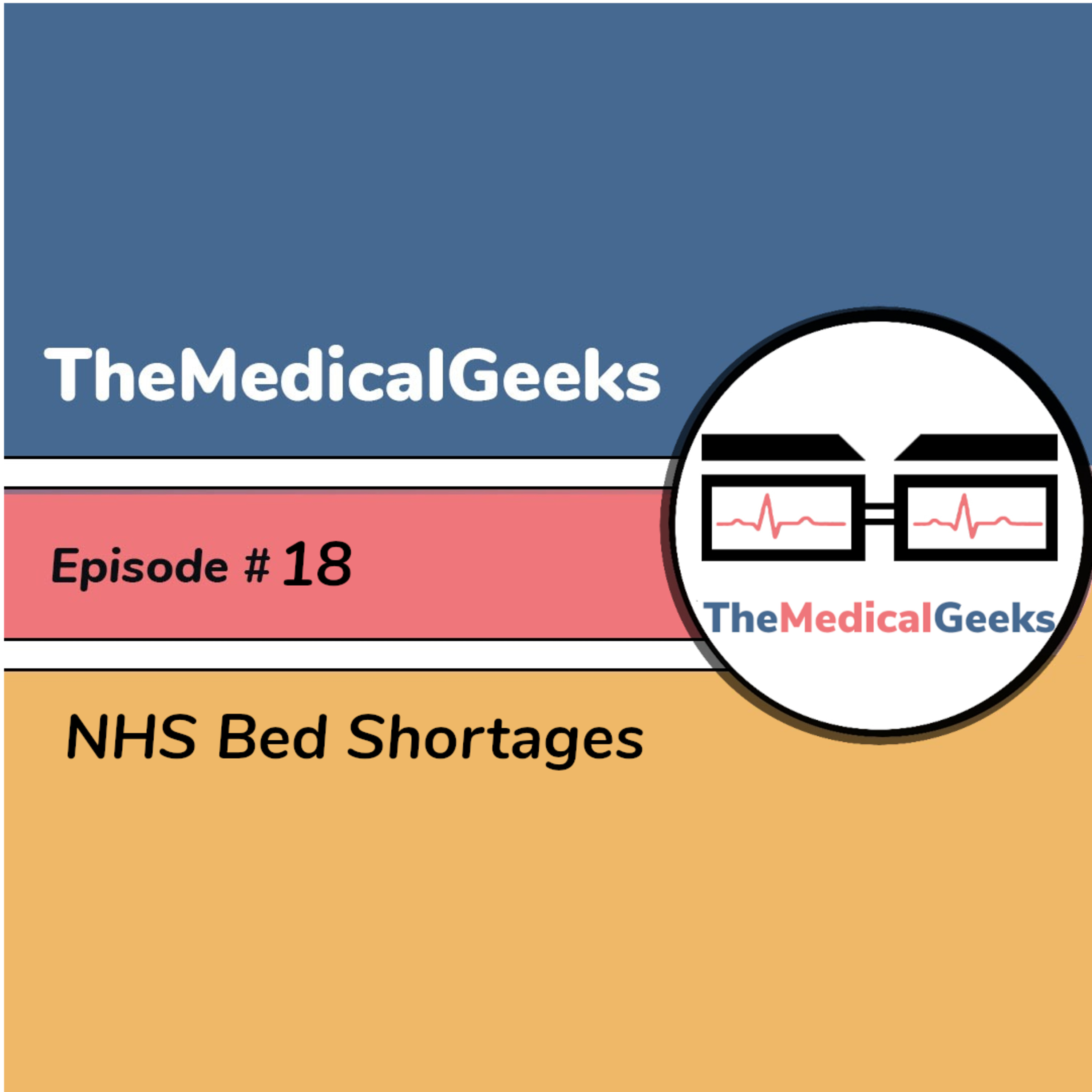 #18 Episode 18: NHS Bed Shortages