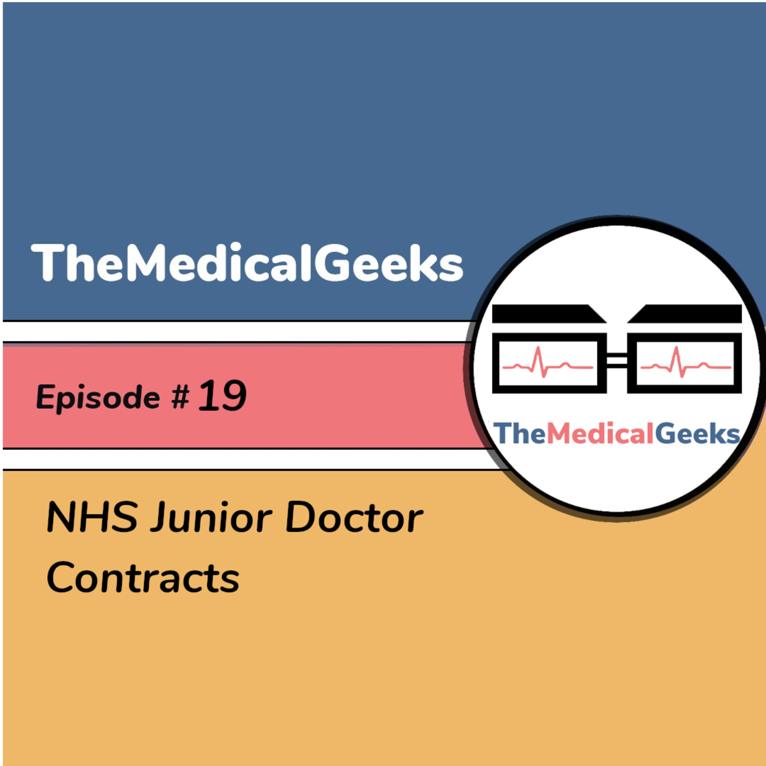 #19 Episode 19: NHS Junior Doctor Contracts