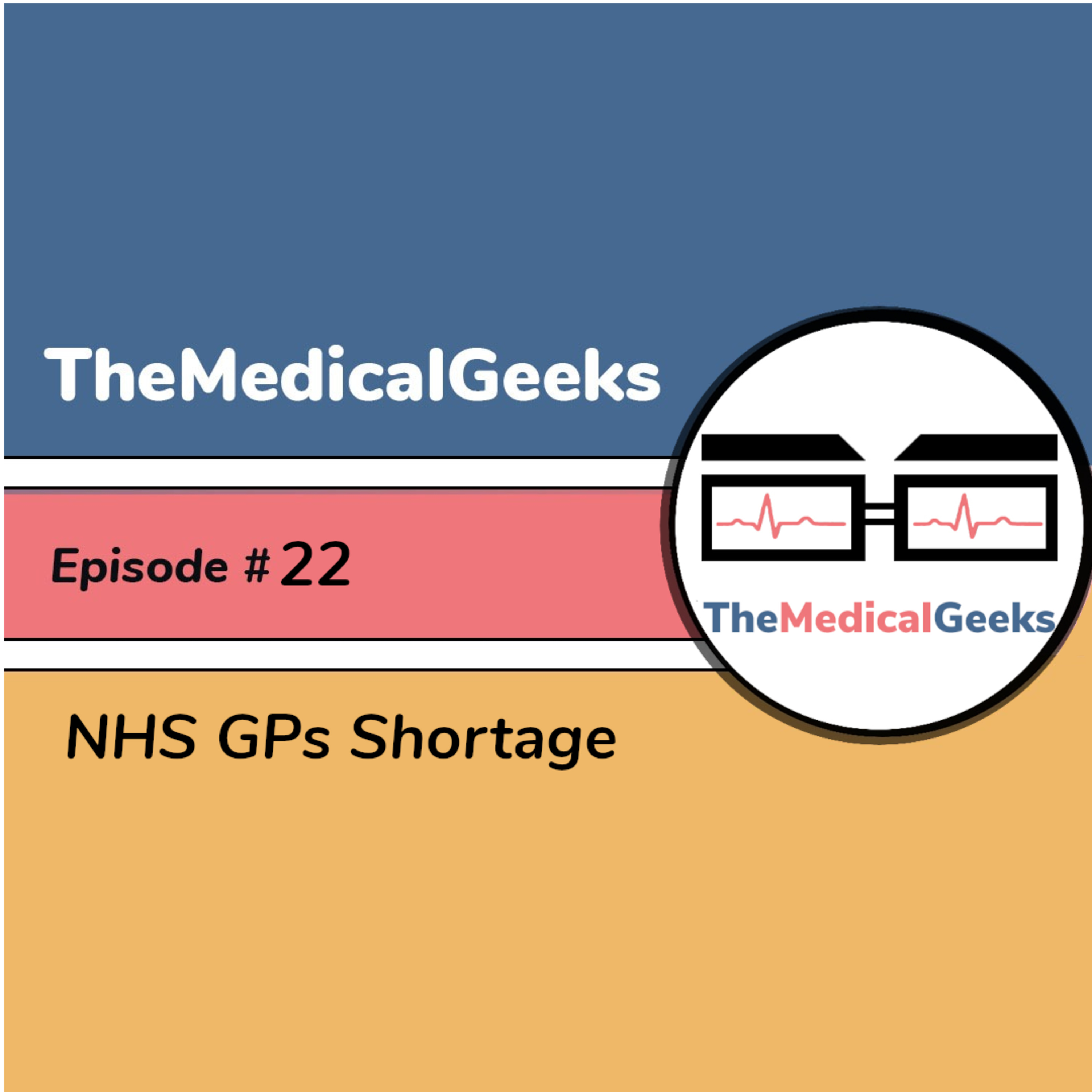#22 Episode 22: NHS GPs Shortage