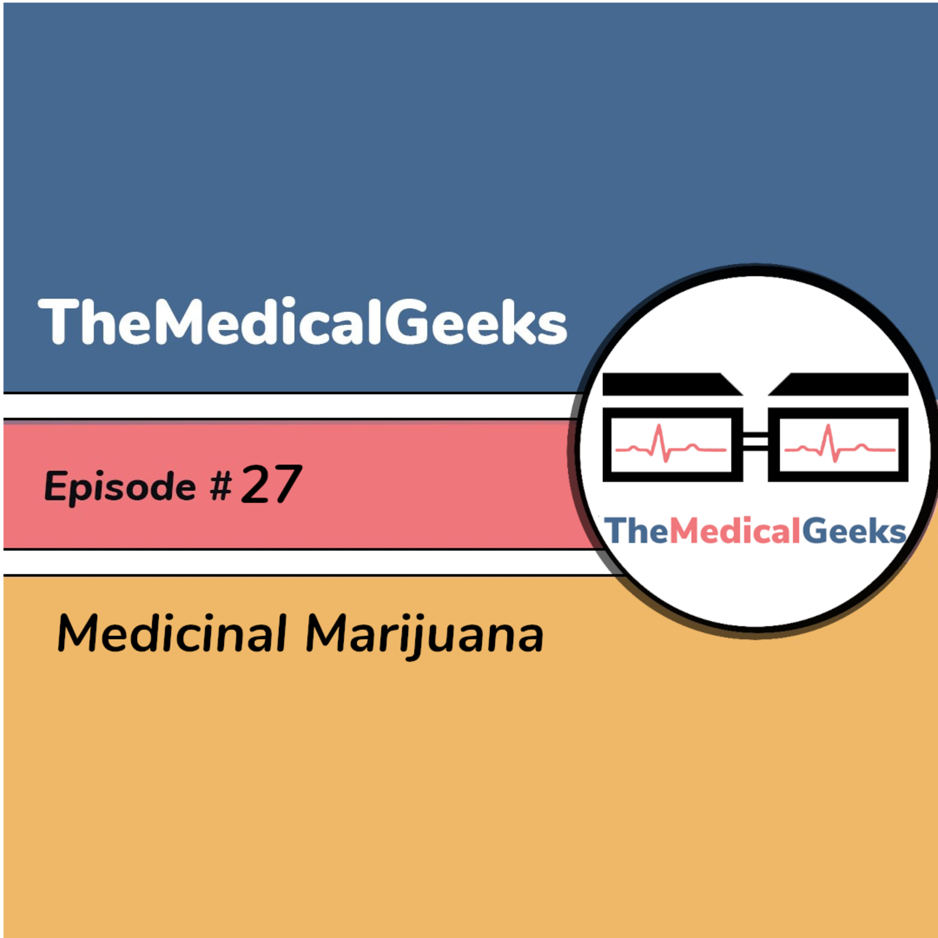 #27 Episode 27: Medicinal Marijuana