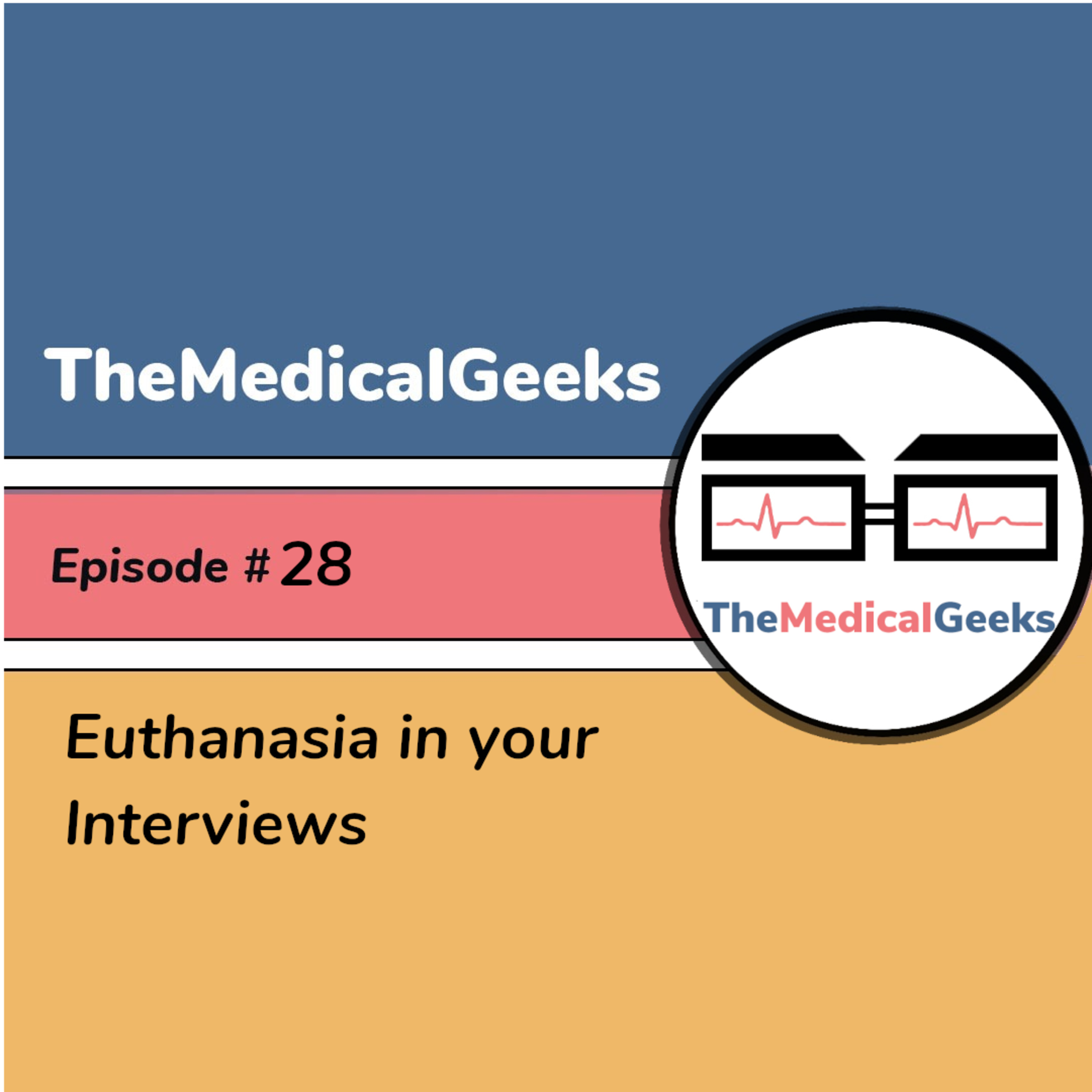 #28 Episode 28: Euthanasia in your interviews